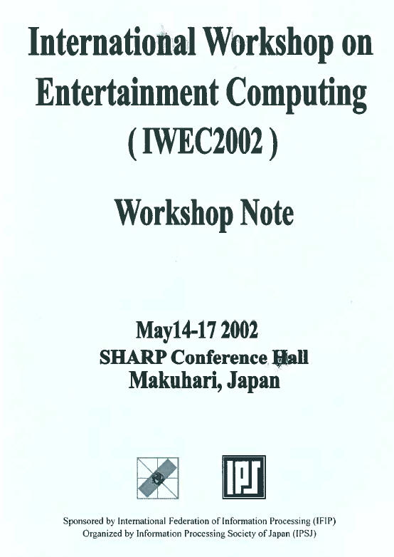 IWEC 2002 conference proceedings